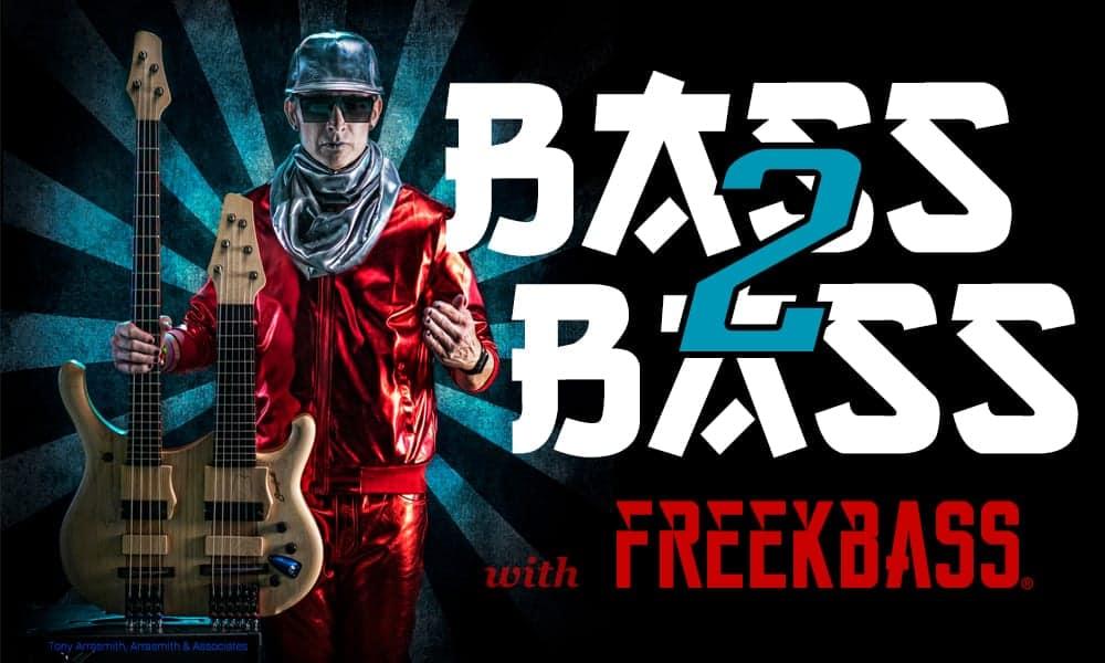 BASS2BASS with FREEKBASS - Laura Lee from Khruangbin - Bass